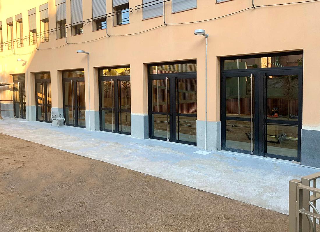 portes entrada grans oberutres